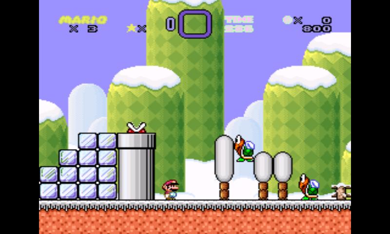 Super Mario World (USA) [Hack by Anikiti v1 0] (~MarioX World